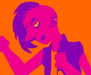 Cute Punk Goblin