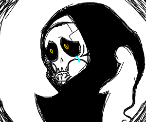 Death needs a hug