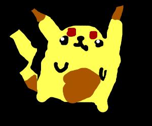 Off brand pikachu