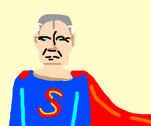 Superman Aging