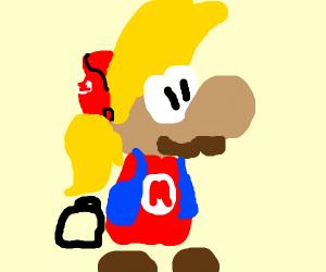 RayMan Mario