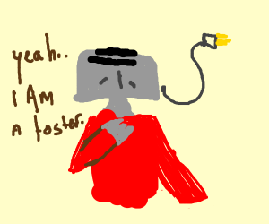 toaster man