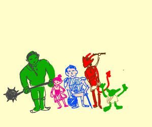 the dnd squad