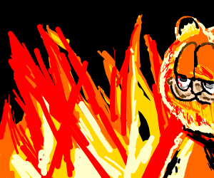 furry in hell