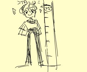 """7' 1"""" boi"""