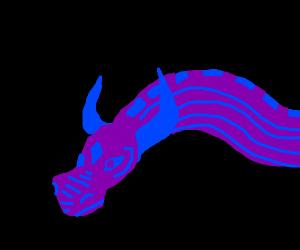 Purple drrrragon