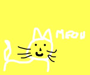 free draw kitty