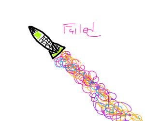 Failing a missile plan