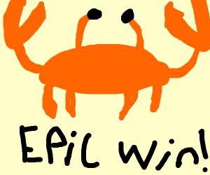 crab dance
