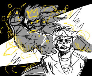face the power of my stando,[pumped up kicks]