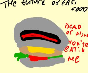 robocop burger