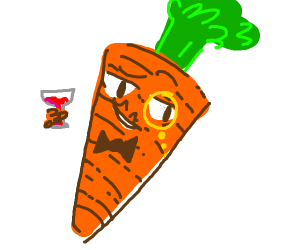 fancy carrot