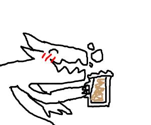 drunk dragon