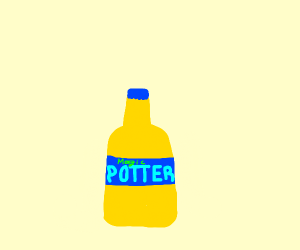 Harry Potter's beer brand