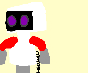 R.O.B from Super Smash