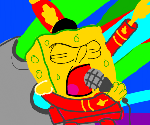 SpongeBob Sweet Victory Super Bowl