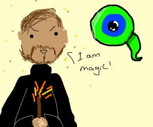 Jacksepticeye is magic