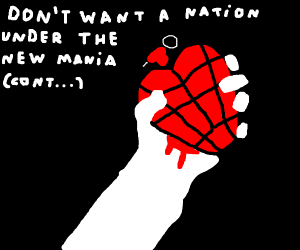 Don't wanna be an American idiot(continue)