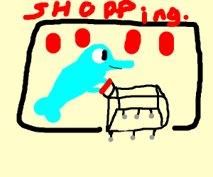 Dolphin Shopping