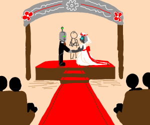 Robot Wedding