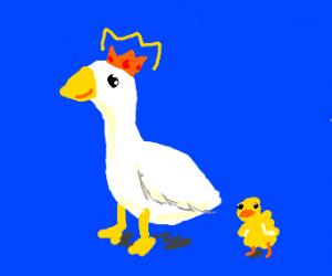 Champion Mother Goose
