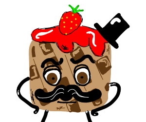 Gentleman/Posh/Sir waffle