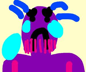 Thanos is sad