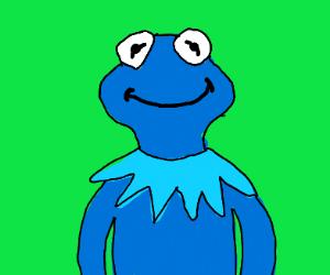 Blue Kermit