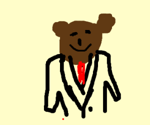 president bear
