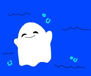 Goast is under water
