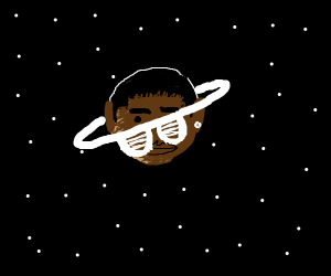 If Saturn was a stereotypical black man