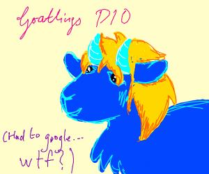 goatlings PIO