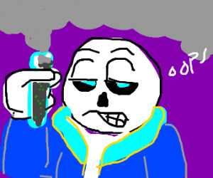 Sans is not good at science