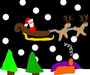 Ho-Oh Santa