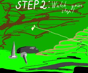 Step 1 run