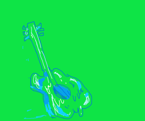 slime guitar