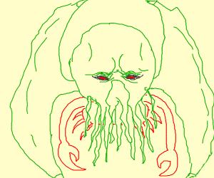 Cthulu Crab