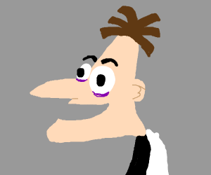 Dr. Doofenshmirtz has no teeth