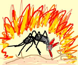 Devil Mosquito
