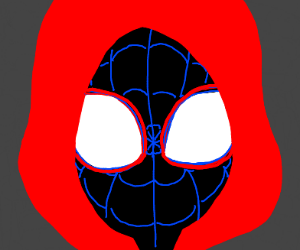 miles. (into the spiderverse)