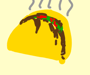 Hot tacos