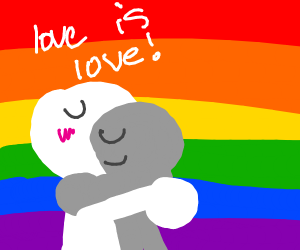 Pride Month! Love is Love