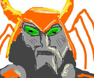 Unicron From Transformers