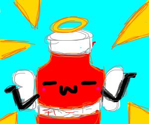 the holy ketchup