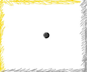 A single dot