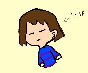 Frisk (Undertale)