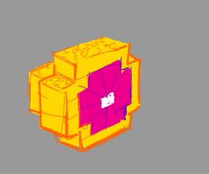 Lego Grapefruit