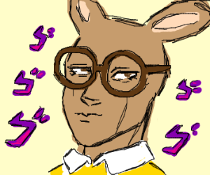 Arthur but Jojo