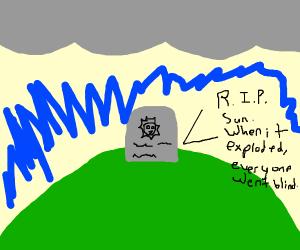 The Sun's Grave