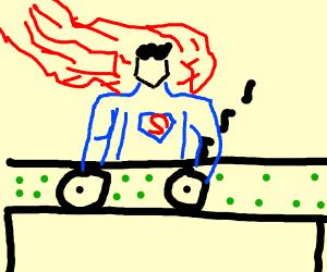 DJ superman